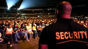 event security guards auckland